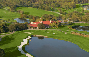 Grand Cypress - South Aerial